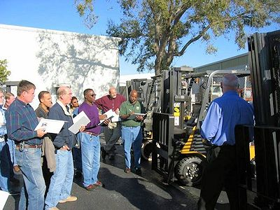 Reasons Why Forklift Operator Training is So Important
