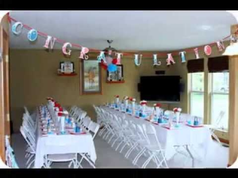 4 Decorations That Will Make A Wedding Shower