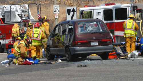 What To Do On The Scene Of A Car Accident