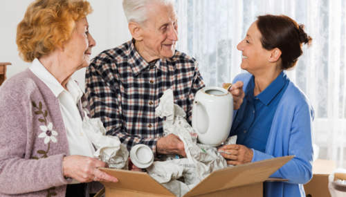 5 Safety Tips when Moving with an Elderly Parent