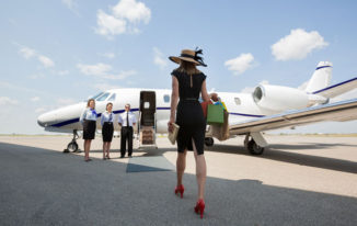 The Benefits of Private Air Travel