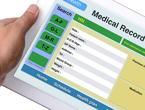 5 Benefits of Electronic Health Records