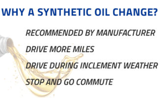 3 Reasons to Consider Using Synthetic or Synthetic Blend Oil