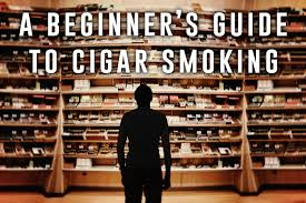 A Beginner's Guide to Cigars