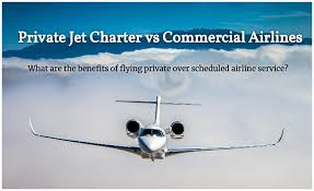 5 Differences in Flying Private vs Commercial