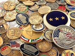 3 Great Ideas for Challenge Coins