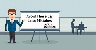 5 Car Financing Mistakes and How to Avoid Them