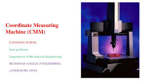 A Look at the Different Parts of Coordinate Measuring Machines